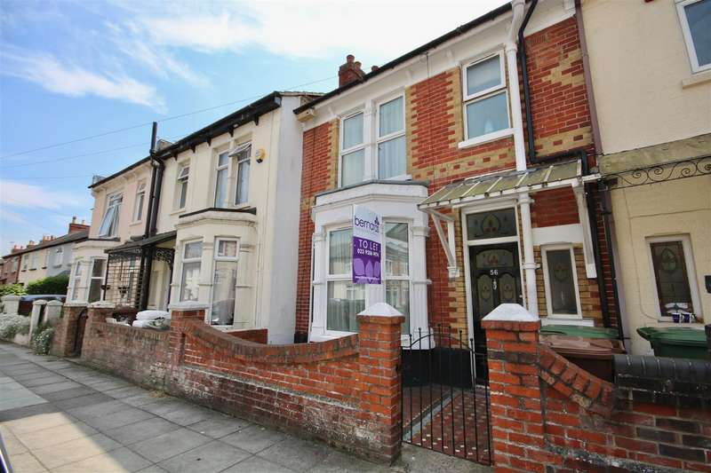 3 Bedrooms Terraced House for sale in Edgeware Road, MILTON, Portsmouth, Hampshire