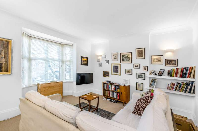 1 Bedroom Flat for sale in Gloucester Avenue, Primrose Hill, NW1