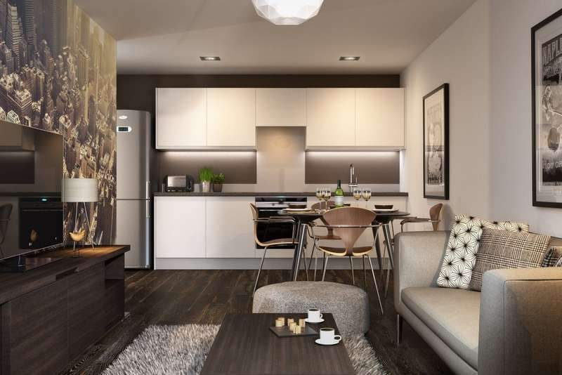 1 Bedroom Apartment Flat for sale in Erdington, B23