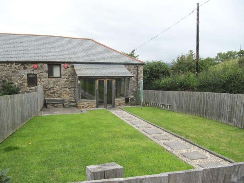4 Bedrooms Barn Conversion Character Property for rent in Buckfastleigh