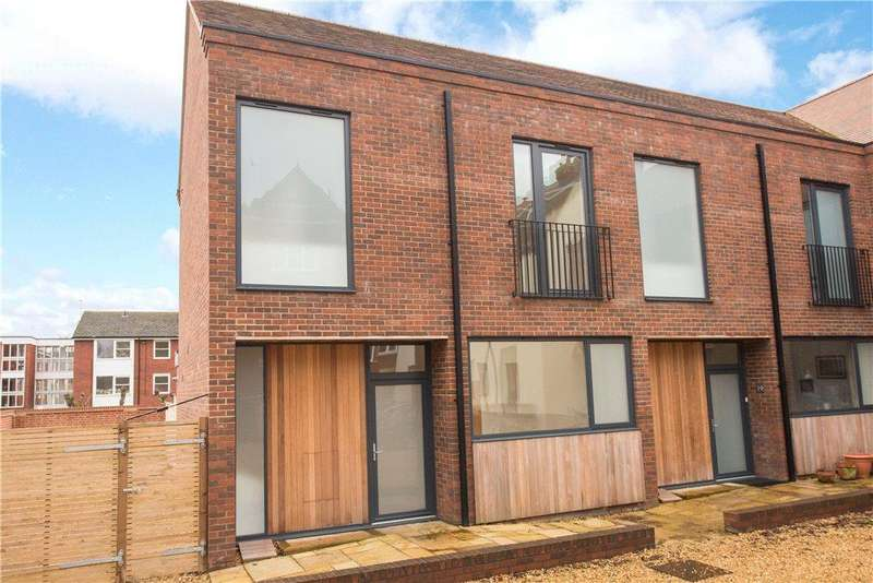 3 Bedrooms End Of Terrace House for sale in Kensington Gardens, Bedford, Bedfordshire
