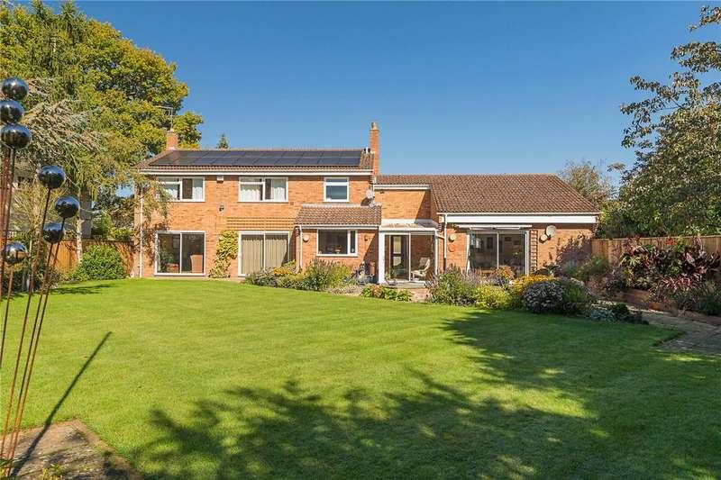 5 Bedrooms Detached House for sale in Bentley Road, Cambridge, CB2