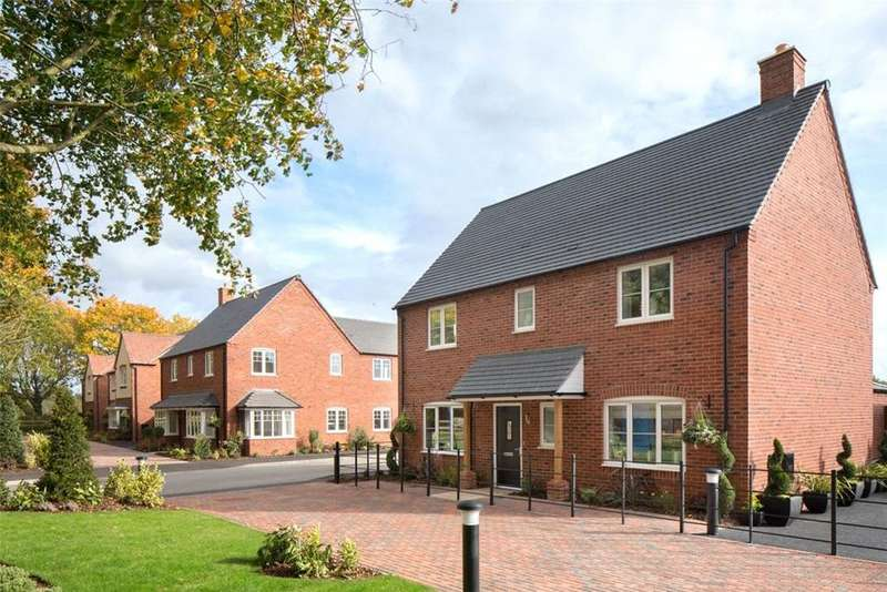4 Bedrooms Residential Development Commercial for sale in 1 Hayfield Chase, Tiddington, CV37