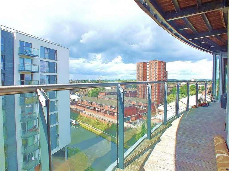 2 Bedrooms Apartment Flat for sale in Station Approach, Hayes, UB3 4FG