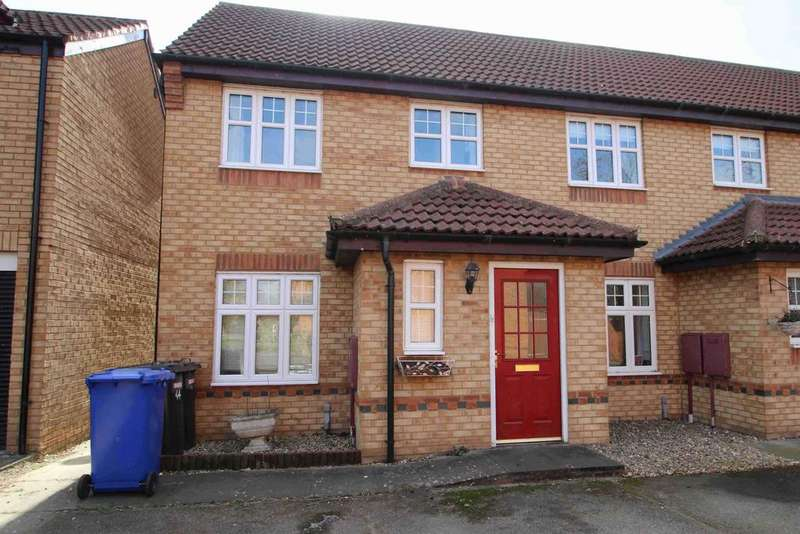 2 Bedrooms Terraced House for rent in DEANSHANGER - AVAILABLE 05/02/18