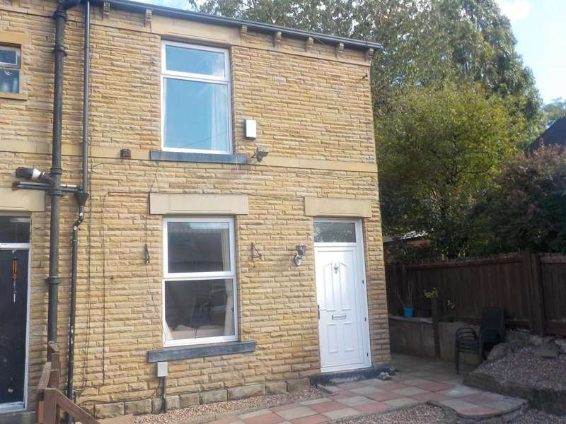 2 Bedrooms End Of Terrace House for sale in Princess Street, Batley