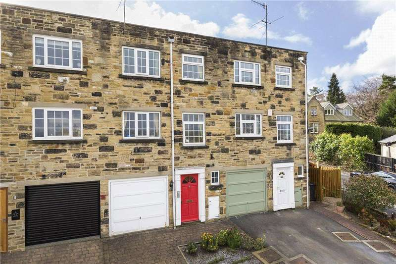 3 Bedrooms Town House for sale in Marlborough Square, Ilkley, West Yorkshire