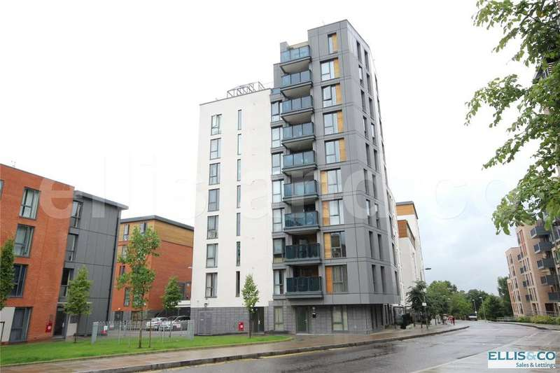 2 Bedrooms Apartment Flat for sale in Felix Court, 11 Charcot Road, Colindale, London, NW9