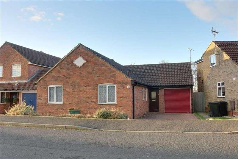 3 Bedrooms Detached Bungalow for sale in Shelburne Drive, Haslington, Crewe