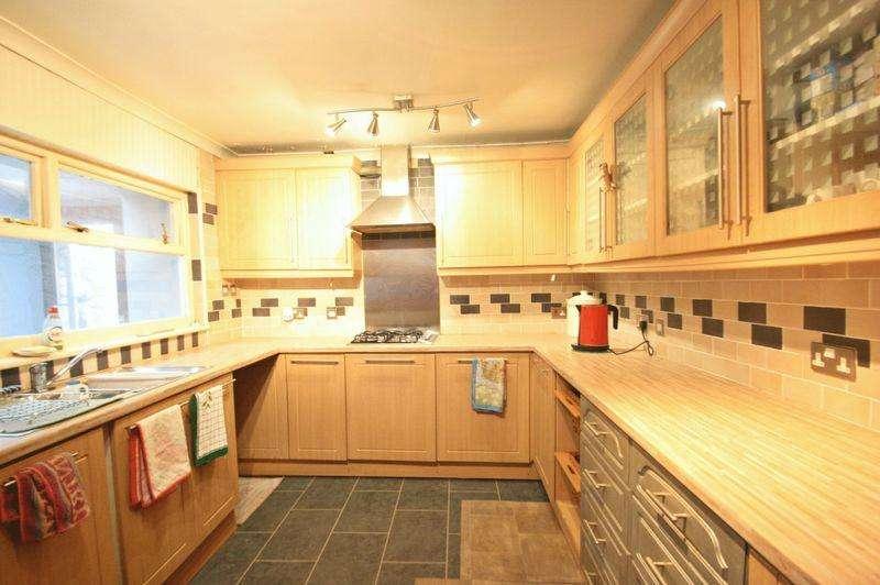 5 Bedrooms Terraced House for sale in Bethesda, Gwynedd