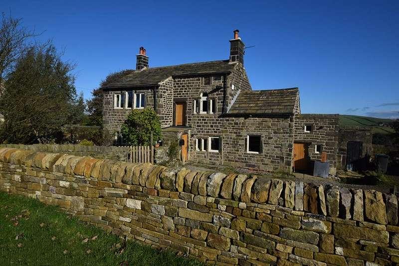 3 Bedrooms Detached House for sale in 22 Slack Top, Slack, Hebden Bridge HX7