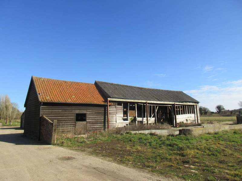 4 Bedrooms Barn Character Property for sale in Kirby Cane, Bungay