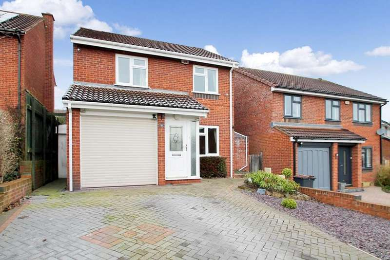3 Bedrooms Detached House for sale in Fourlands Avenue, Sutton Coldfield