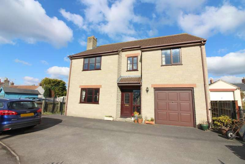4 Bedrooms Detached House for sale in St Marys Road, Meare