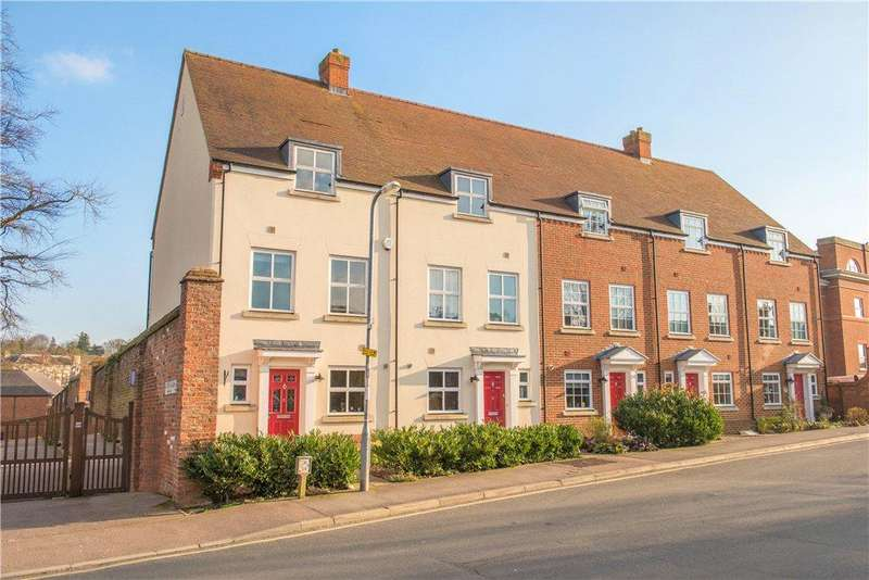 4 Bedrooms House for sale in Kitchen Garden Court, Hitchin, Hertfordshire