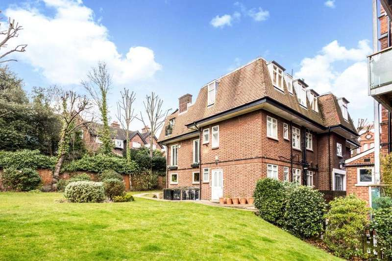 3 Bedrooms Flat for sale in Elim Mansions, 15 Lyndhurst Gardens, Hampstead, London, NW3