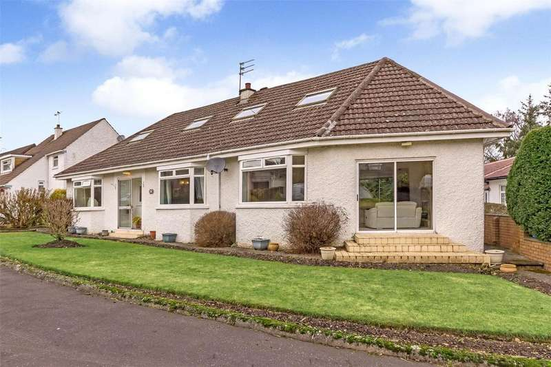 4 Bedrooms Detached Bungalow for sale in 4 Limetree Crescent, Newton Mearns, Glasgow, G77