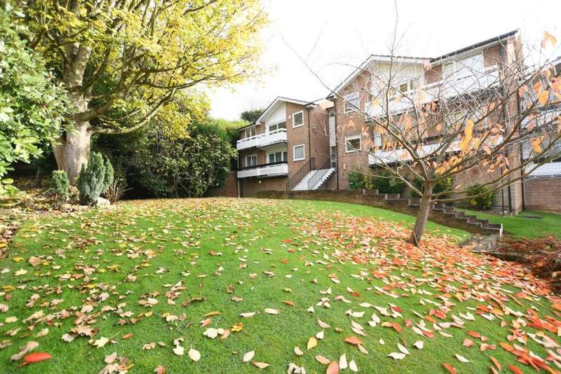 2 Bedrooms Flat for sale in Station Road, Epping, CM16