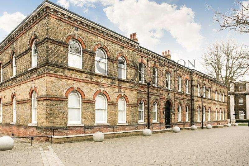 2 Bedrooms Flat for sale in Building 20, Royal Arsenal Riverside SE18