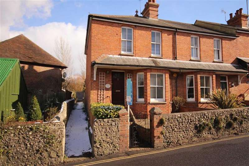 2 Bedrooms End Of Terrace House for sale in North Street, Alfriston