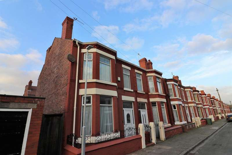 3 Bedrooms House for sale in Durban Road, Wallasey, CH45 7NR