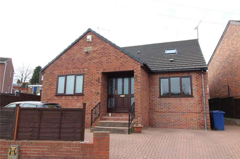 3 Bedrooms Detached Bungalow for sale in Stone Street, Barnsley, South Yorkshire, S71