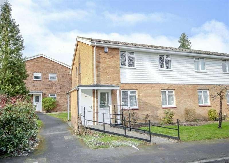 2 Bedrooms Maisonette Flat for sale in Madingley, Bracknell, Berkshire
