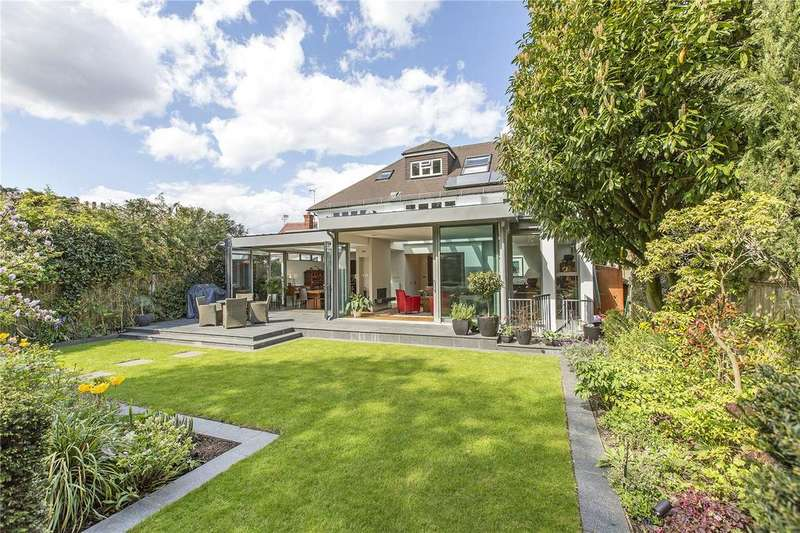 7 Bedrooms Detached House for sale in Christchurch Road, East Sheen, London, SW14