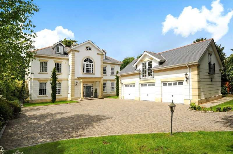 8 Bedrooms Detached House for rent in Friary Road, Ascot, Berkshire, SL5