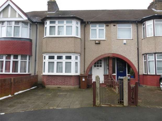 3 Bedrooms Terraced House for sale in Alton Close, Isleworth, Middlesex