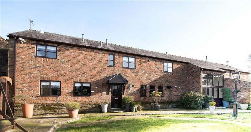 4 Bedrooms Barn Conversion Character Property for sale in Dawbers Lane, Euxton Chorley, PR7