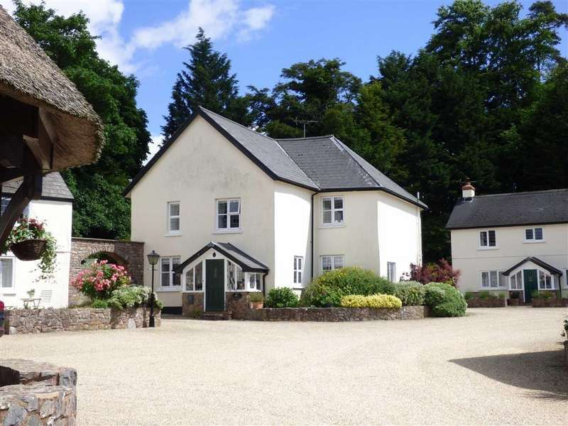 3 Bedrooms Semi Detached House for sale in Old Bridwell, Uffculme, Devon, EX15