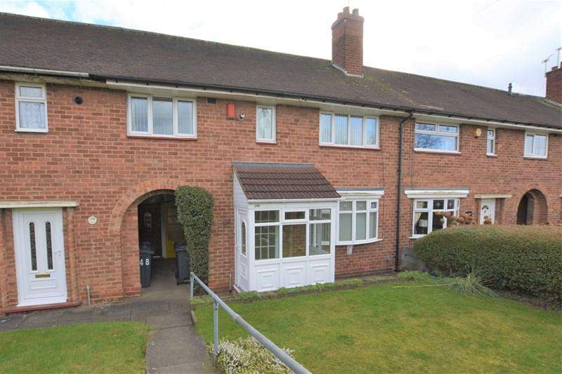 3 Bedrooms Terraced House for sale in Stonehouse Lane, Birmingham