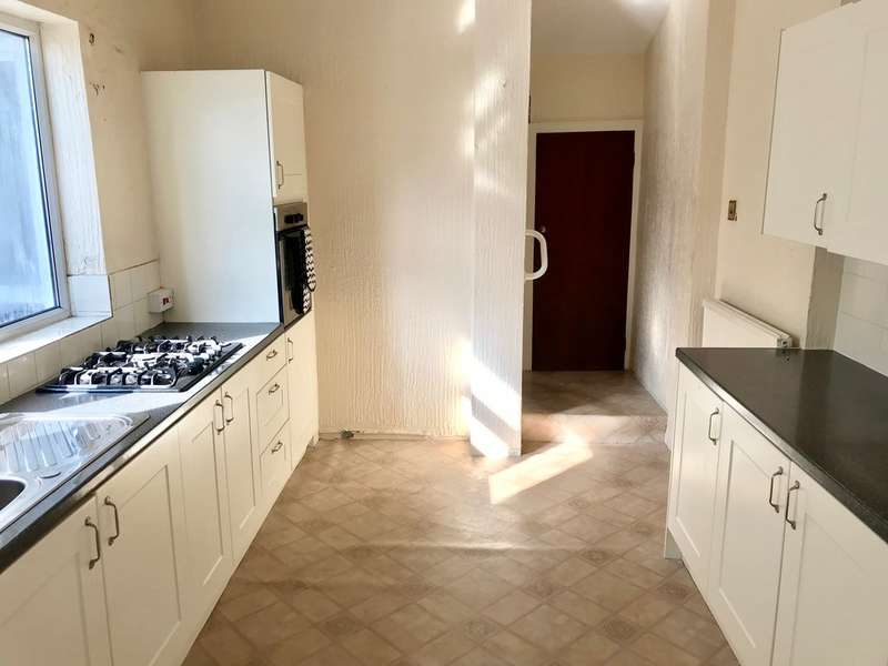2 Bedrooms Terraced House for sale in Shelone Road, Briton Ferry, Neath