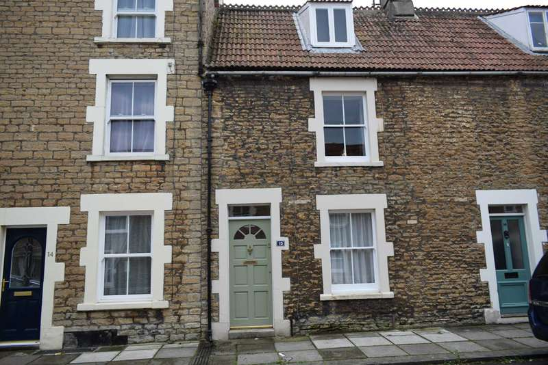 3 Bedrooms Terraced House for rent in Trinity Street, Frome
