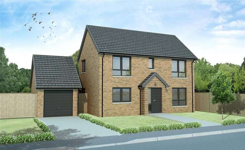 3 Bedrooms Detached House for sale in Calderpark Gardens, Glasgow, G71