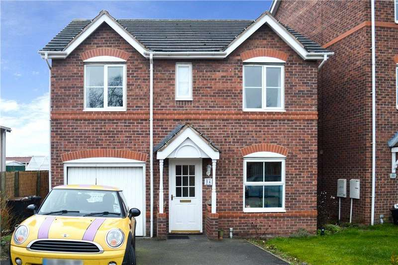 4 Bedrooms Detached House for sale in Lynden Close, Ripon, North Yorkshire