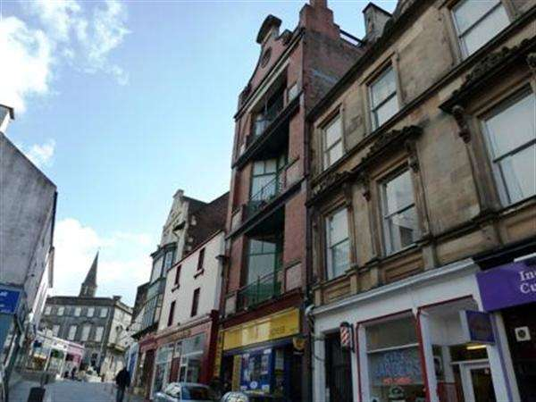 2 Bedrooms Flat for rent in Friar Street, Stirling