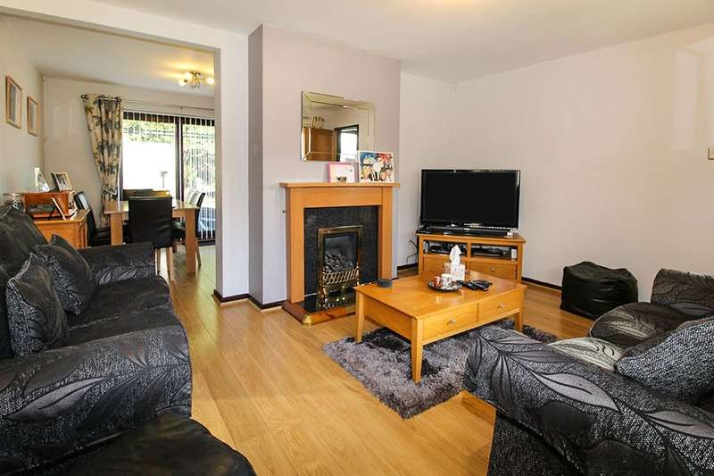 3 Bedrooms Semi Detached House for sale in Ferndale, Skelmersdale, WN8