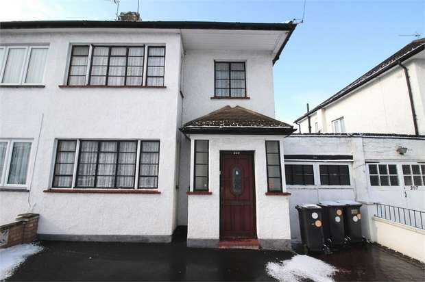3 Bedrooms Semi Detached House for sale in Willow Road, Enfield, Middlesex