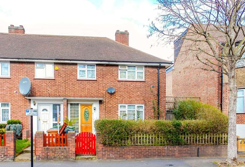 3 Bedrooms End Of Terrace House for sale in Huxley Road, Leyton