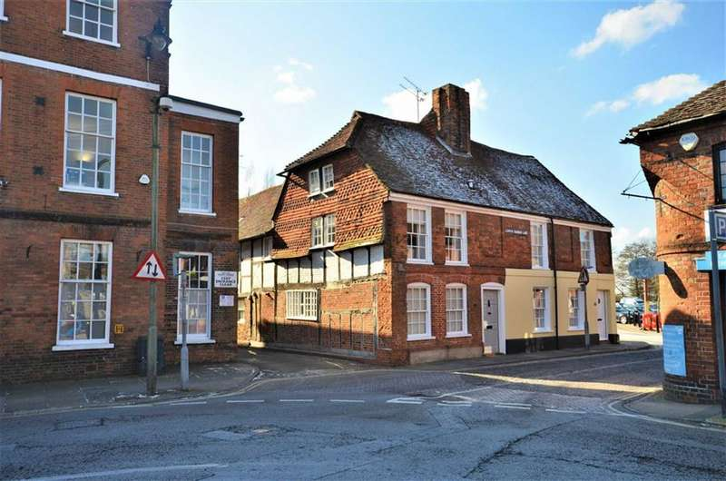 2 Bedrooms Town House for sale in Lower Church Lane, Farnham