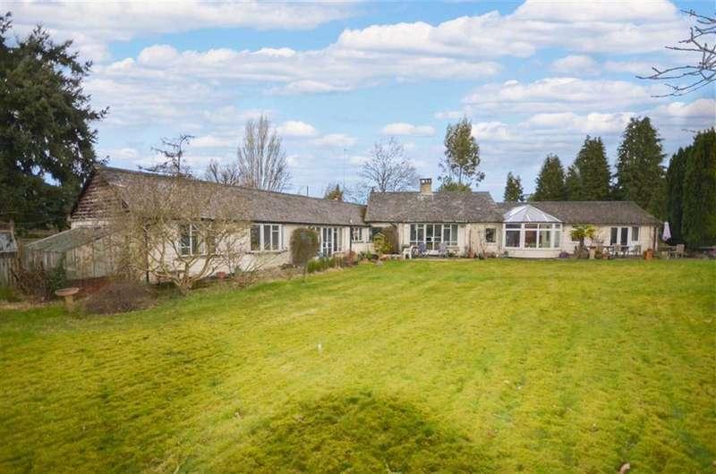5 Bedrooms Detached Bungalow for sale in Binton Lane, Seale, Farnham