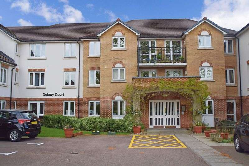 1 Bedroom Property for sale in DeLacy Court, Belmont, SM2 6BQ
