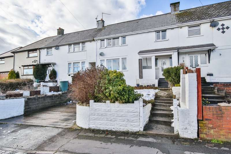 4 Bedrooms Terraced House for sale in 32 Dudley Place, Barry, Glamorgan, CF62