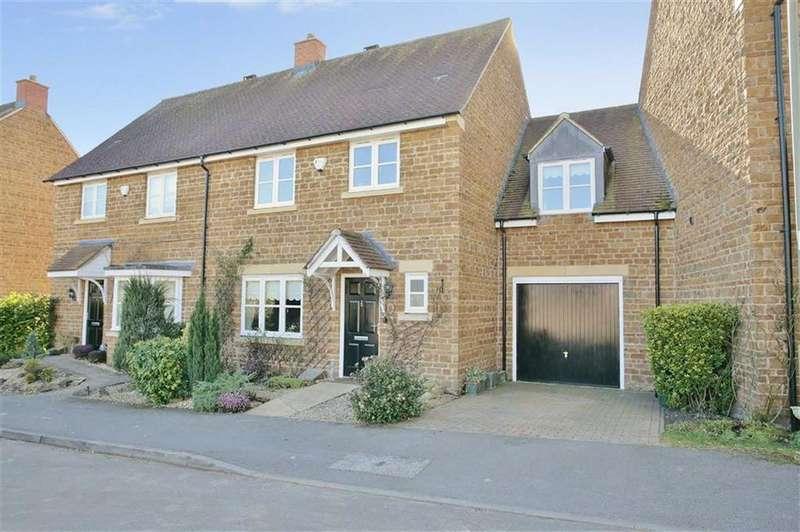 3 Bedrooms Terraced House for sale in Henry Gepp Close, Adderbury