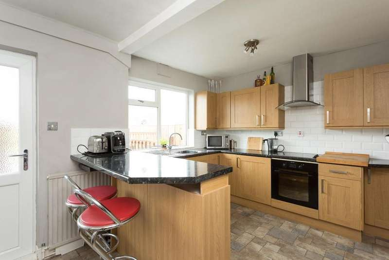 3 Bedrooms House for sale in Alwyne Grove, Off Shipton Road York