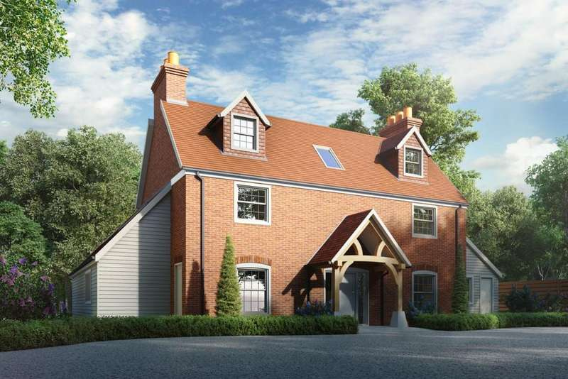 5 Bedrooms Detached House for sale in Nuffield