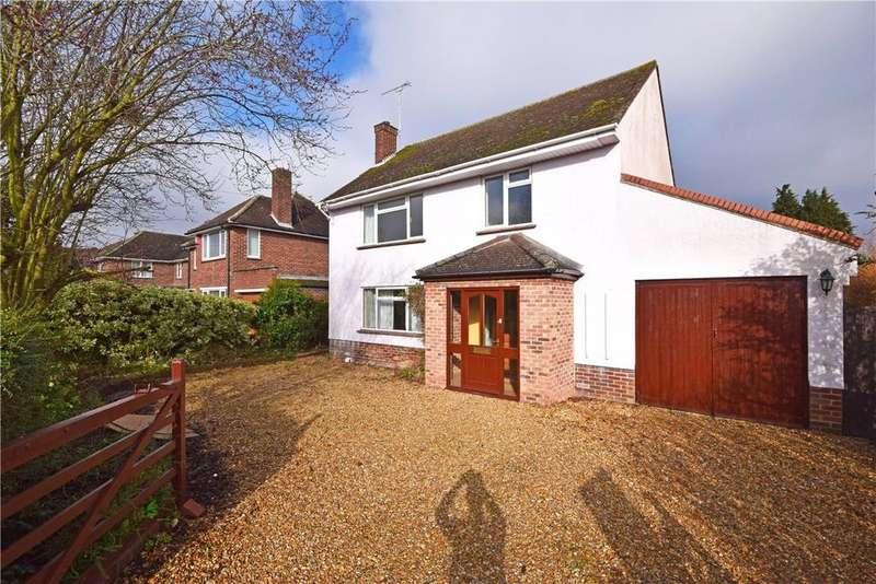 5 Bedrooms Detached House for rent in Kinnaird Way, Cambridge, Cambridgeshire, CB1
