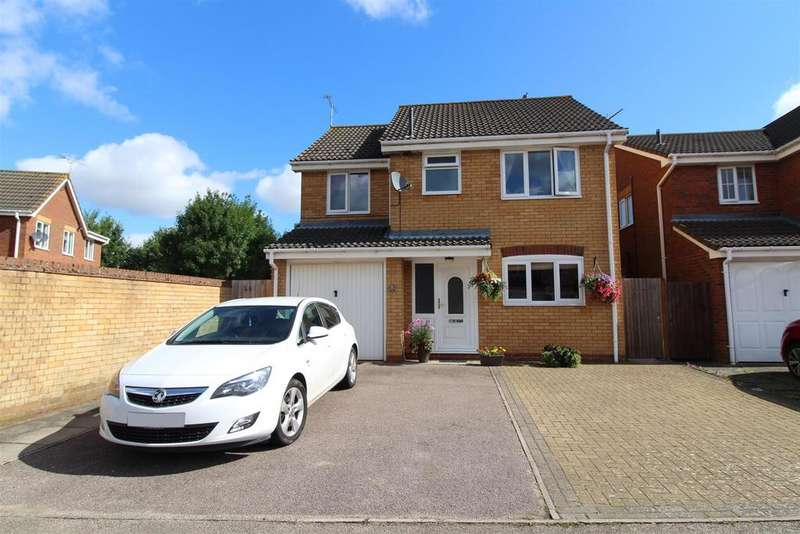 4 Bedrooms Detached House for sale in Crown Mill, Elmswell, Bury St. Edmunds